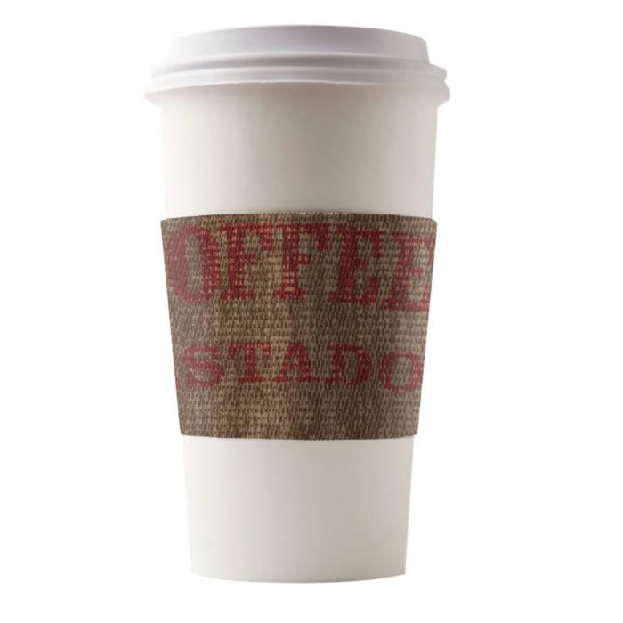 Café Canvas Sleeves Estado