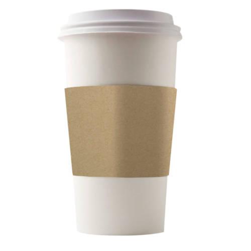 Generic Java Sleeves Brown – Kraft Embossed