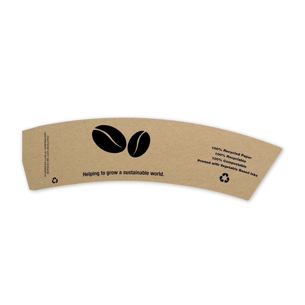 Earth Friends Sleeves Eco Beans