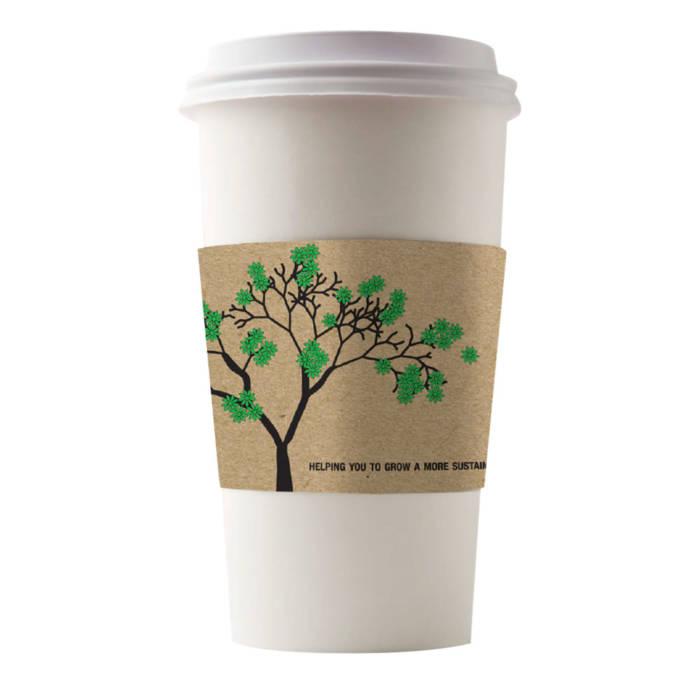 Earth Friends Sleeves Eco Tree