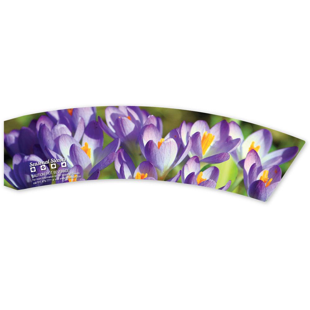 Spring Seasonal Sleeves Spring Flowers