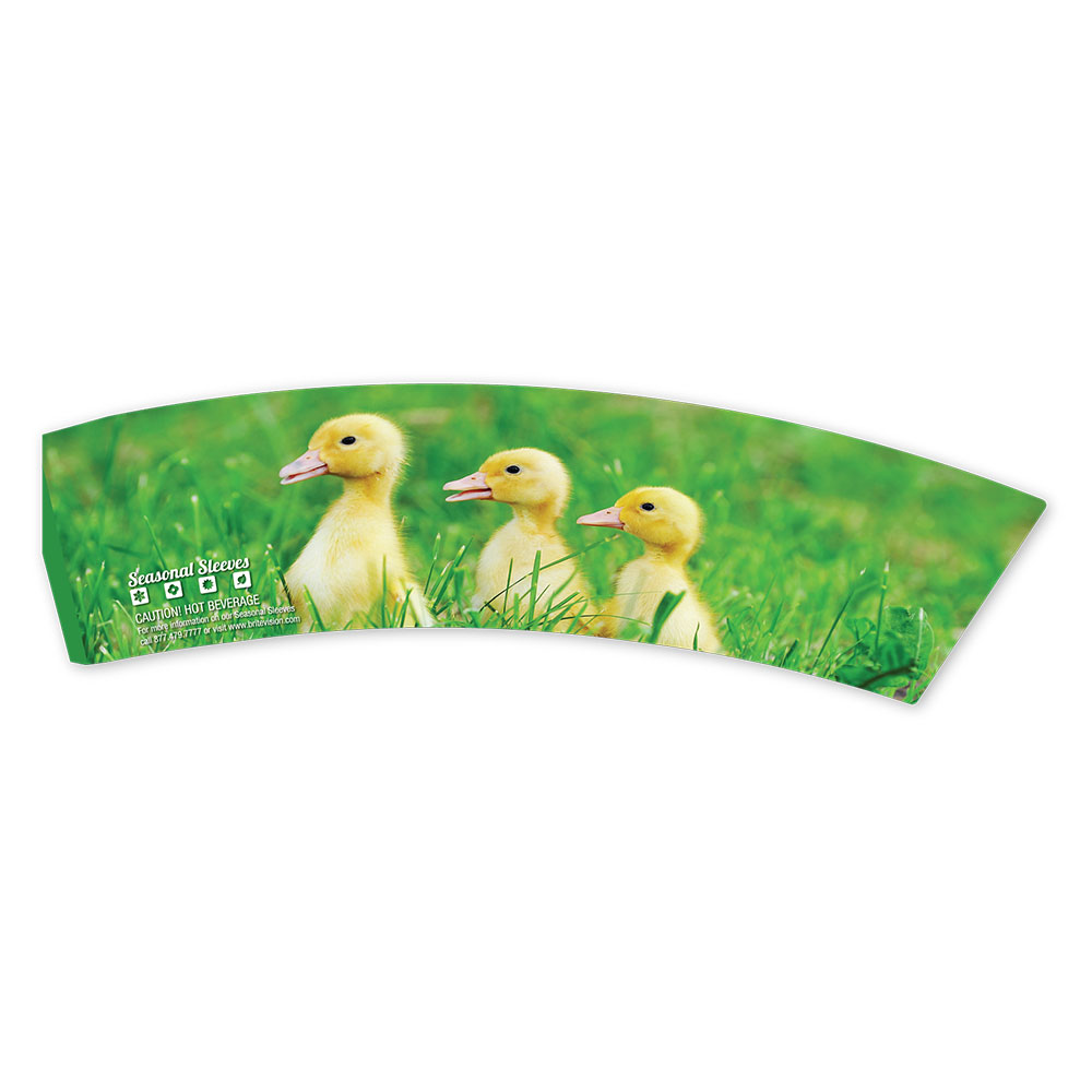 Spring Seasonal Sleeves Barnyard Babies