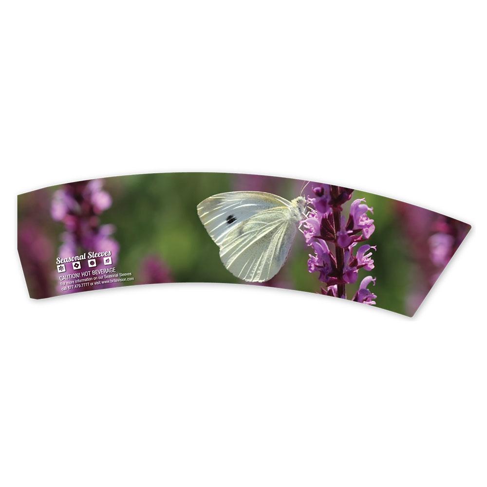 Spring Seasonal Sleeves Butterflies