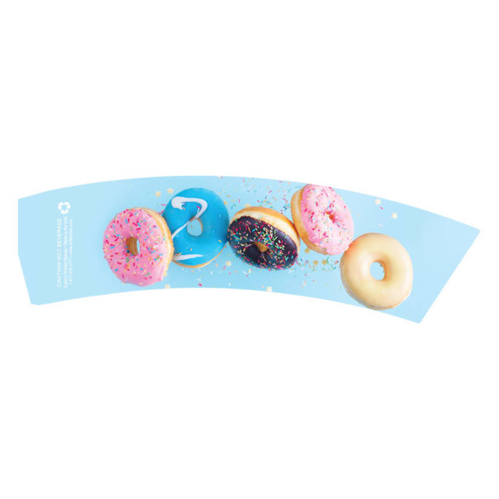 Donuts Sleeve Two